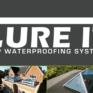 Cure it -Flat Roofing System