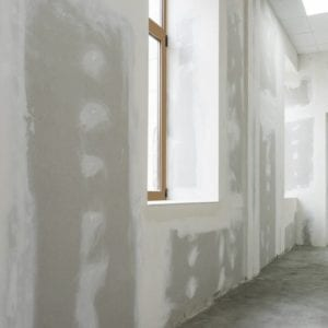 Plastering and Plasterboard
